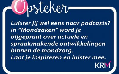 De podcasts van #mondzaken